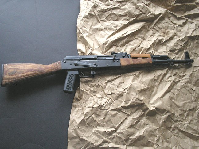 AK Stock Upgrade: Lose the Plain Brown Wrapper | The Martialist